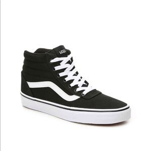 Vans Ward Hi-top NWB
